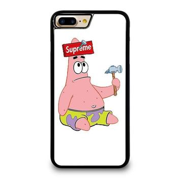 supreme patrick iphone 4 4s 5 5s se 5c 6 6s 7 8 plus x case  number 1