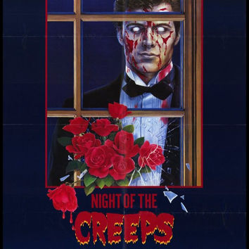 Night of the Creeps 27x40 Movie Poster (1986)