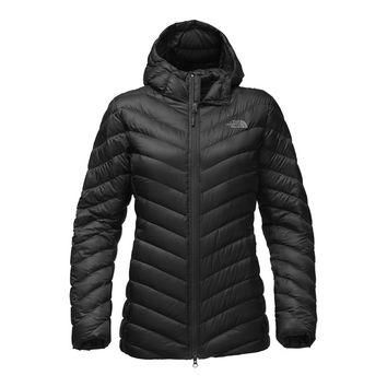 Women's Trevail Parka in TNF Black by The North Face