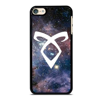 SHADOWHUNTERS ANGELIC RUNE NEBULA iPod Touch 4 5 6 Case Cover