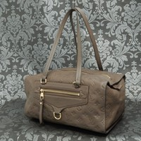 Rise-on LOUIS VUITTON MONOGRAM Empreinte Inspiree Ombre Shoulder Bag #1
