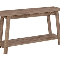 "Tv Stand - 42""L / Dark Taupe"