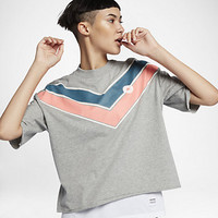 CONVERSE CHEVRON MOCK NECK