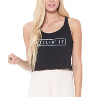 MIRELLA KILLIN' IT TANK