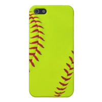 Softball Case & Covers for iPhones, iPads, Mobile Phones & Devices