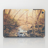 Blue cola mountain iPad Case by HappyMelvin | Society6