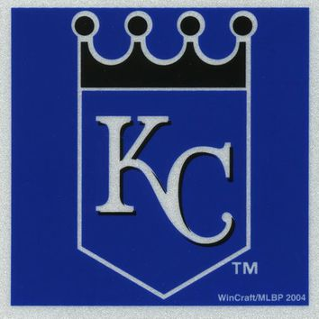 Kansas City Royals - Logo Reflective Decal