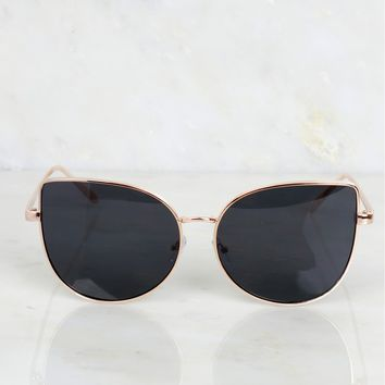The Purrrfect Cat Eye Sunglasses Smoke