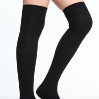 OVER THE KNEE HIGH SOCKS