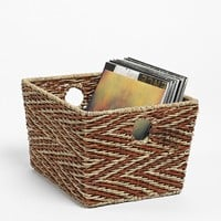 4040 Locust Zigzag Basket - Urban Outfitters