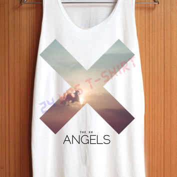 The XX Shirt Angels Shirt Top Tank Top Tee Tunic Singlet Women - Size S M L