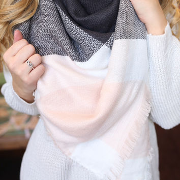 In Love Blanket Scarf
