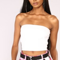 Essential Bandeau - White