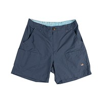 The Tarpon Flats Fishing Short in Slate by Southern Marsh