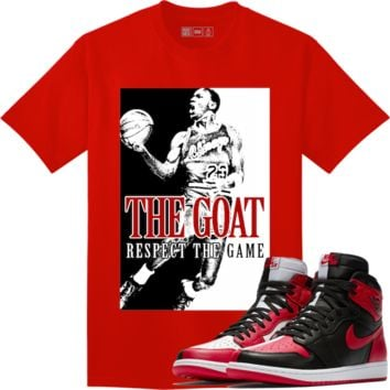 Jordan Retro 1 Homage Sneaker Tees Shirt - FACE THE FACTS