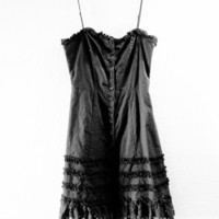 90's practical magic lolita dress Betsey Johnson