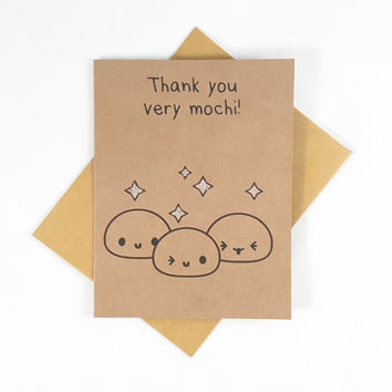 Best Cute Thank You Cards Products On Wanelo