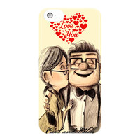 Carl And Ellie Disney Pixar Up For iPhone 5 / 5S / 5C Case