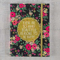 "Natural Life ""So Many Beautiful Reasons"" Journal"