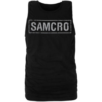 Sons of Anarchy - SAMCRO Tank Top