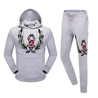 Trendsetter Gucci Women Men Top Sweater Pullover Hoodie Pants Trousers