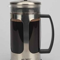 Classic Stainless Steel French Press