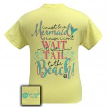 "Girlie Girl Originals ""Mermaid"" T-shirt"
