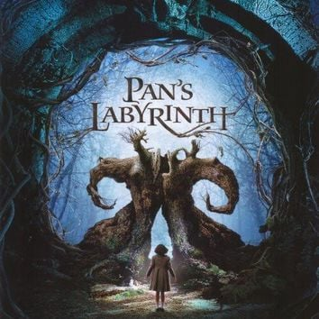 Pan's Labyrinth 27x40 Movie Poster (2006)