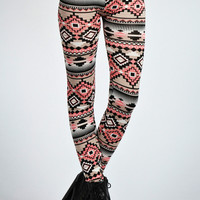 Coco Aztec Tonal Leggings