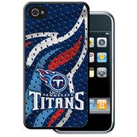 Iphone 44S Hard Cover Case - Tennessee Titans