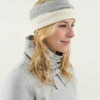 falling freely ear warmer | women's headwear | lululemon athletica