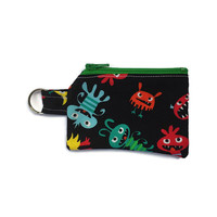 Kids Coin Pouch, Back To School Bag, Keyring Coin Purse