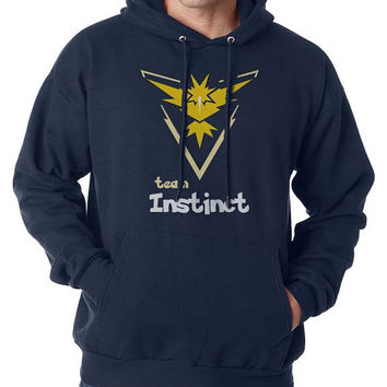 Team Instinct Unisex Hoodie S to 3XL