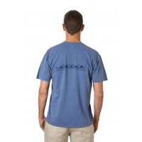 BLUE JEAN UNISEX SEASIDE TEE - Men