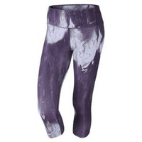 Nike Store. Nike Legend Print Tight 2.0 Women's Training Capris
