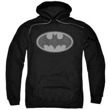 Batman - Elephant Signal Adult Pull Over Hoodie