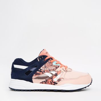 Reebok Ventilator Graphics Coral Print Trainers