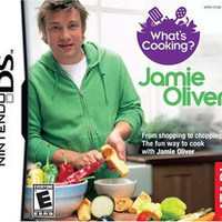 "What""s Cooking? With Jamie Oliver (Nintendo DS)"