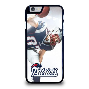 ROB GRONKOWSKI NEW ENGLAND PATRIOTS iPod Touch 6 iPhone 6 / 6S Case