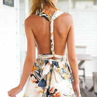 Colours Of The Wind Playsuit