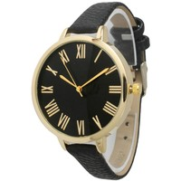 Olivia Pratt Women's Skinny Classic Leather Band Watch | Overstock.com Shopping - The Best Deals on More Brands Women's Watches