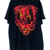 reaper tee | ミネラル on the BASE