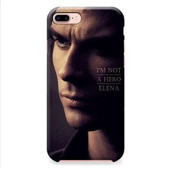 Damon Vampires Diaries iPhone 8 | iPhone 8 Plus Case