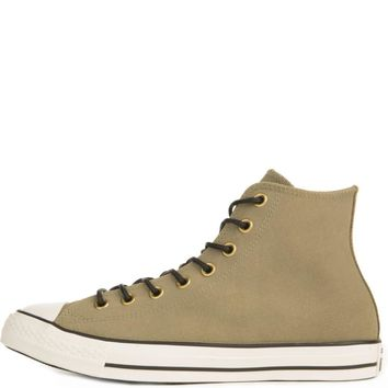 converse for men chuck taylor all star crafted khaki suede high tops