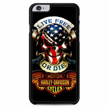 Logo Harley Davidson 7f iPhone 6 Plus / 6S Plus Case
