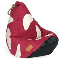 Urban Living Cow Lounger Bean Bag Cover/Seating