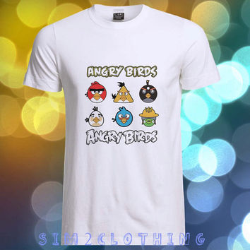 Angry Bird Party - Angry Bird Party tshirt - Angry Bird Party shirt - tshirt youth - adult shirt - birthday