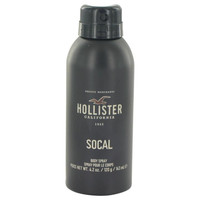 Hollister Socal by Hollister Body Spray 4.2 oz