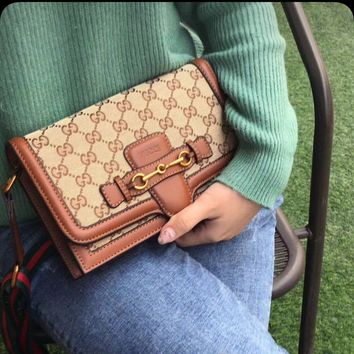 GUCCI GG Shoulder Bag