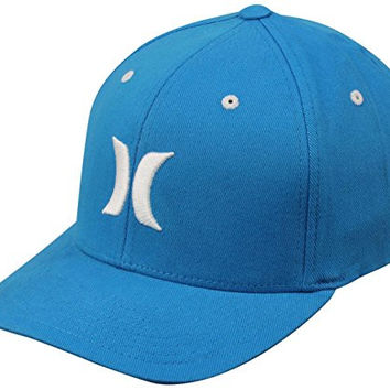 Hurley One and Color Hat - Beta Blue - S/M